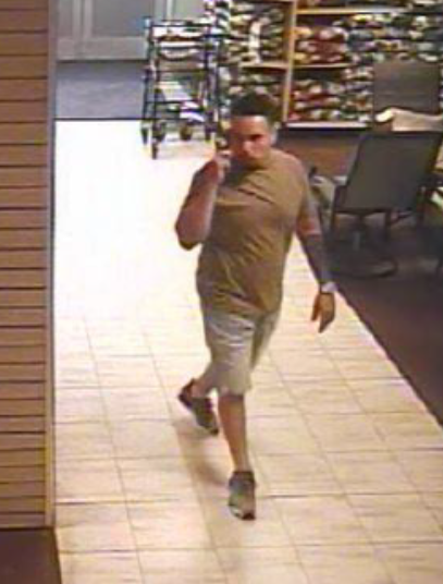 EHT police look for help identifying man
